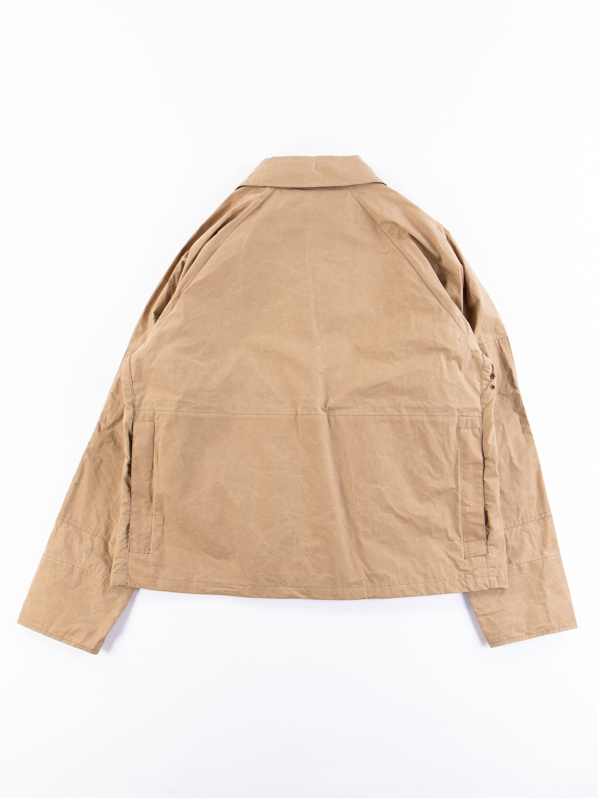 Sand Unlined Graham Jacket - Image 6