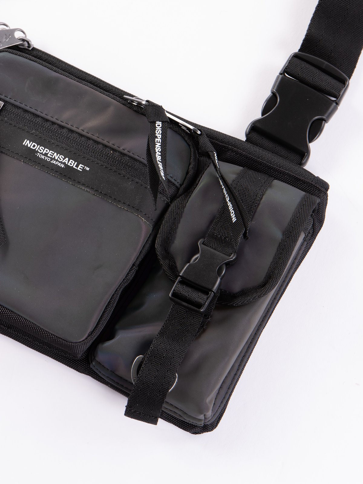 Black Aurora Armour IDP Chest Bag - Image 2