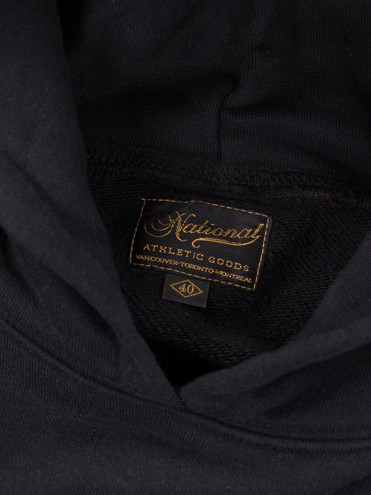 Black Gusset Pullover Parka - Image 6