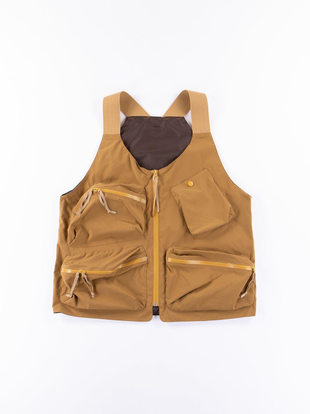 Coyote Huntish Mod Vest - Image 1