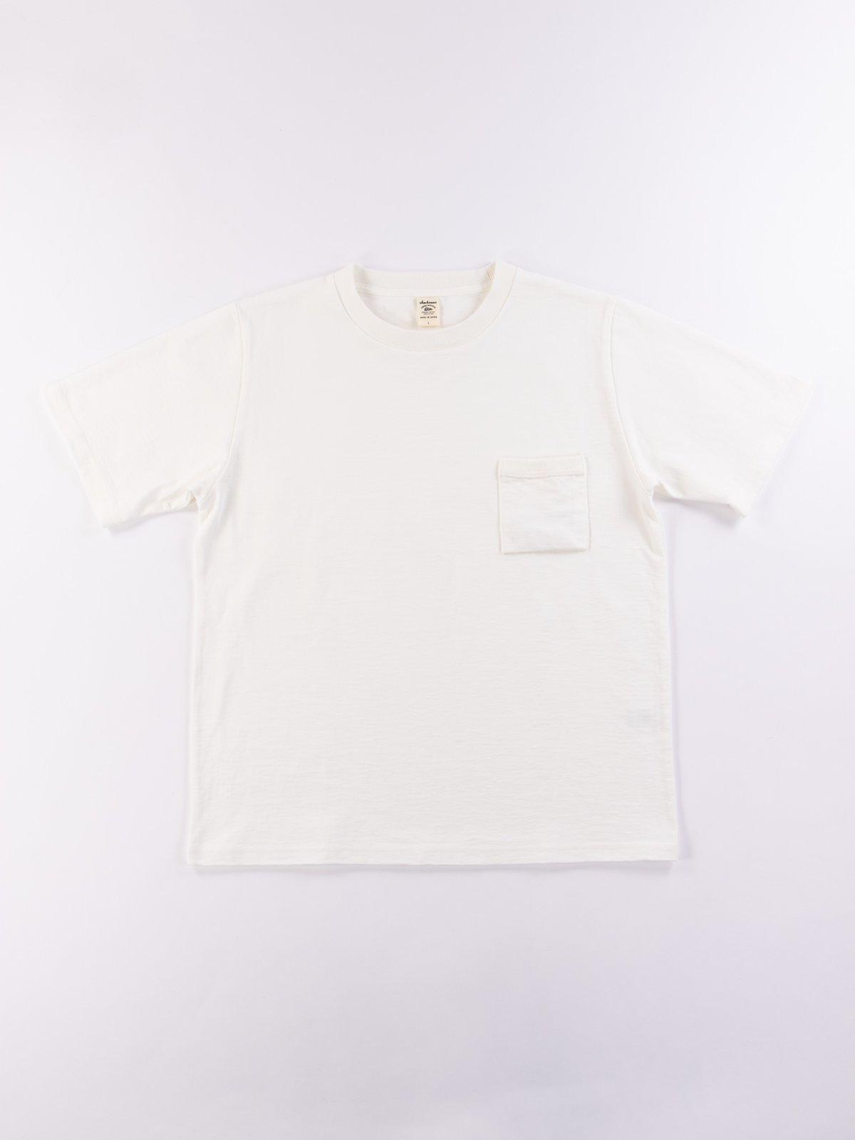 Off White Dotsume Pocket T–Shirt - Image 1