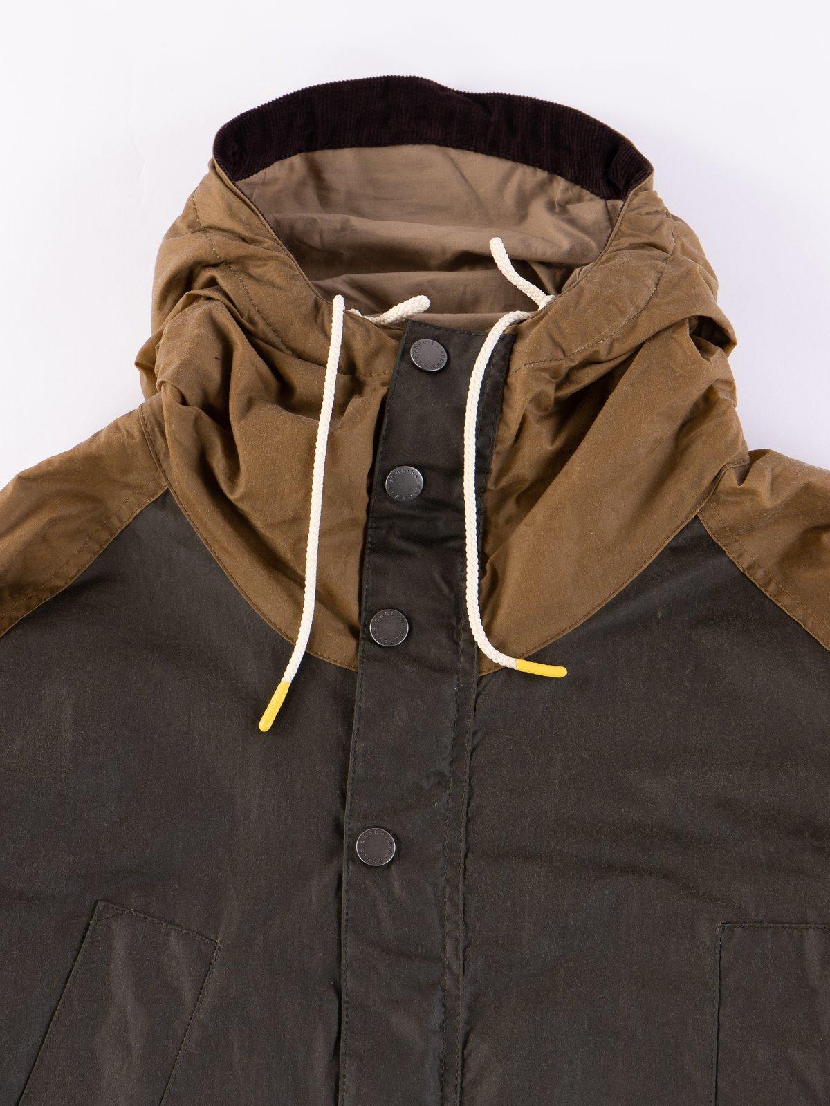 Multi Whitworth Wax Jacket - Image 3