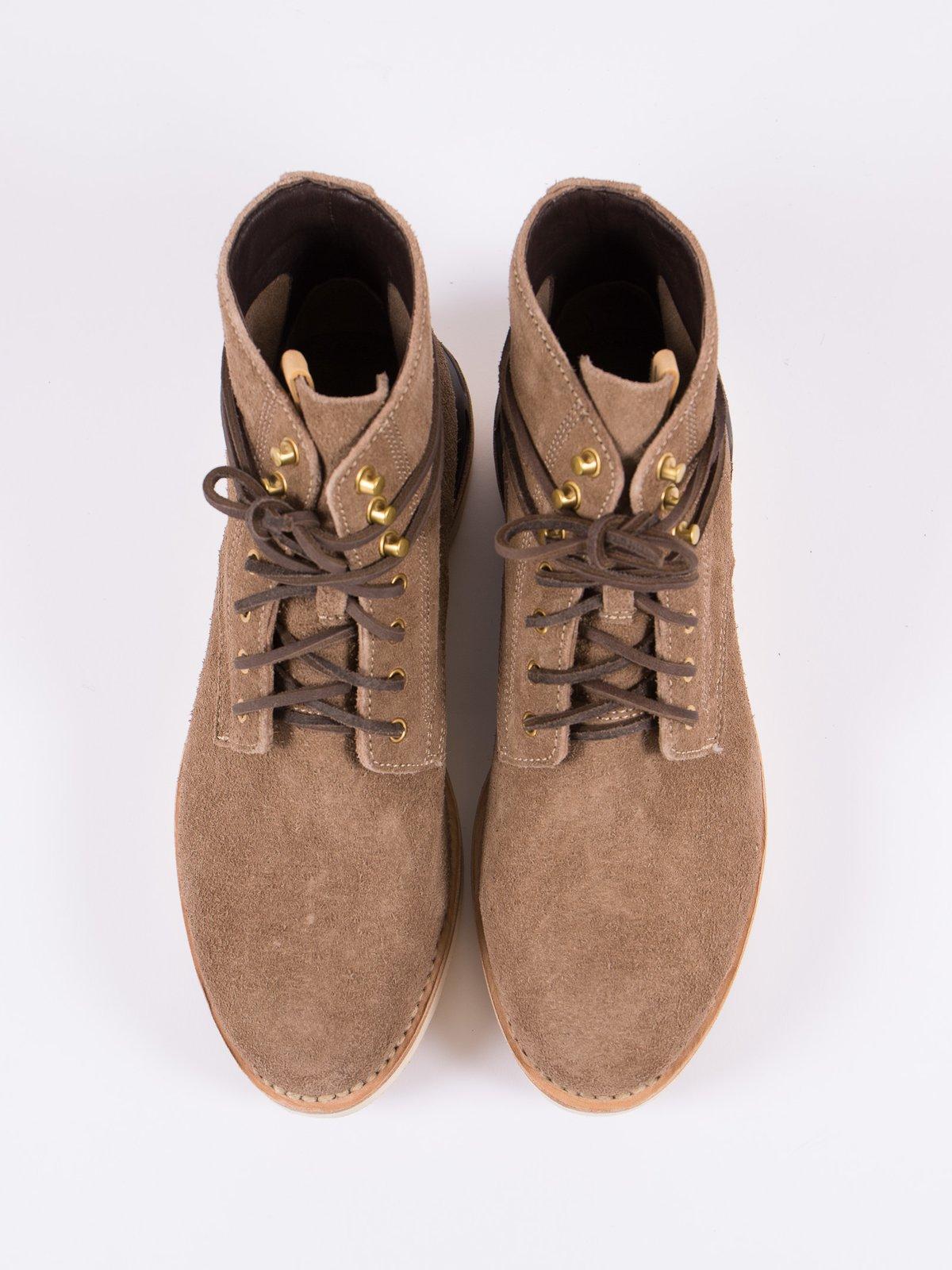 Sand Veg Suede Virgil Boots–Folk - Image 6