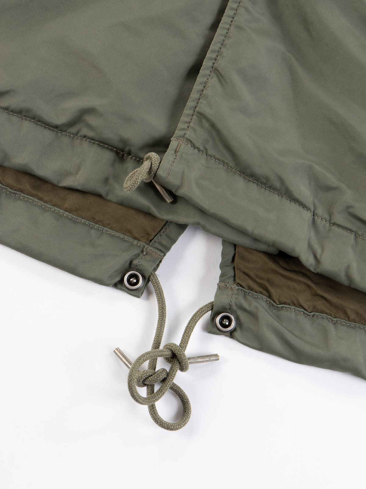 Olive Six–Five Fishtail Parka - Image 6