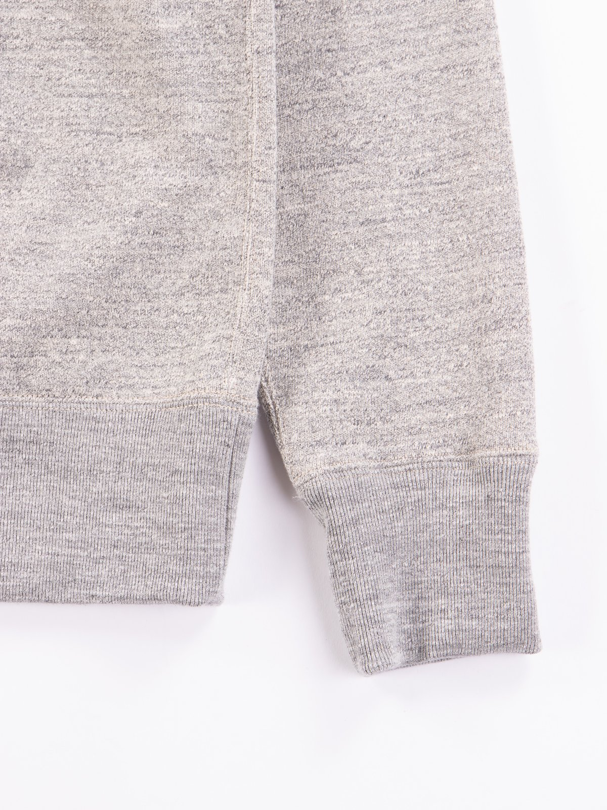 Heather Grey GG Crewneck Sweat - Image 4