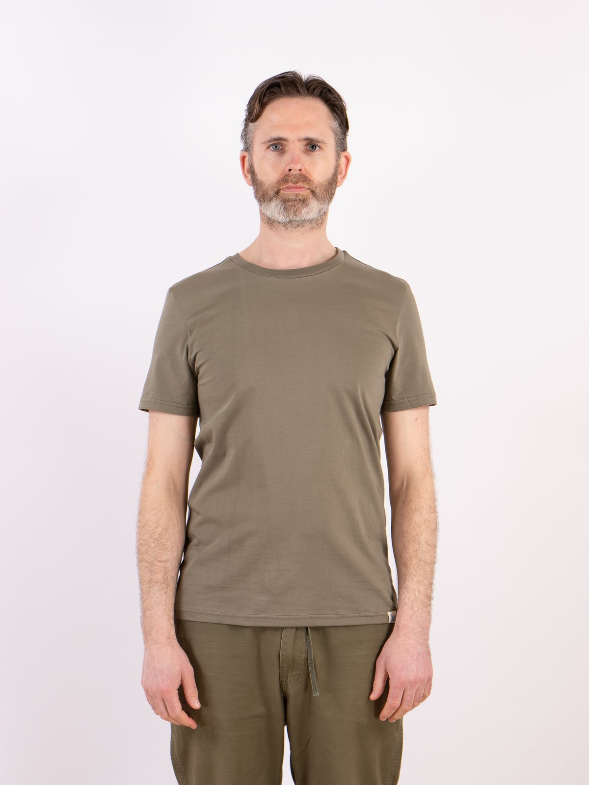 Army Good Basics CT01 Crew Neck Tee - Image 2