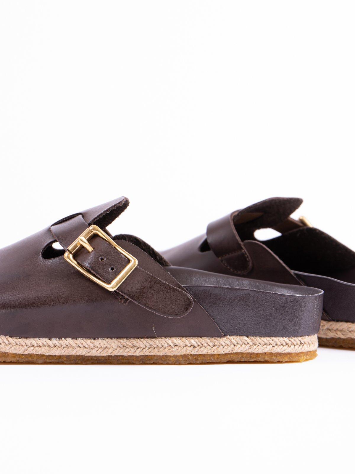 Brown Bostonian Sandal - Image 4