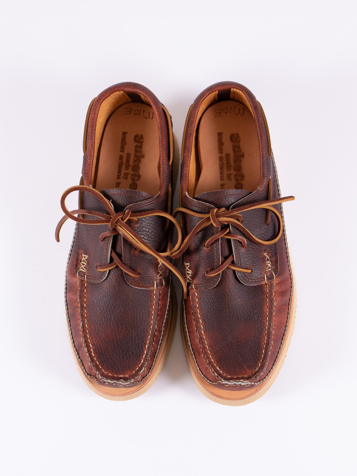 Chromepak Brown Boat Shoe Exclusive - Image 6