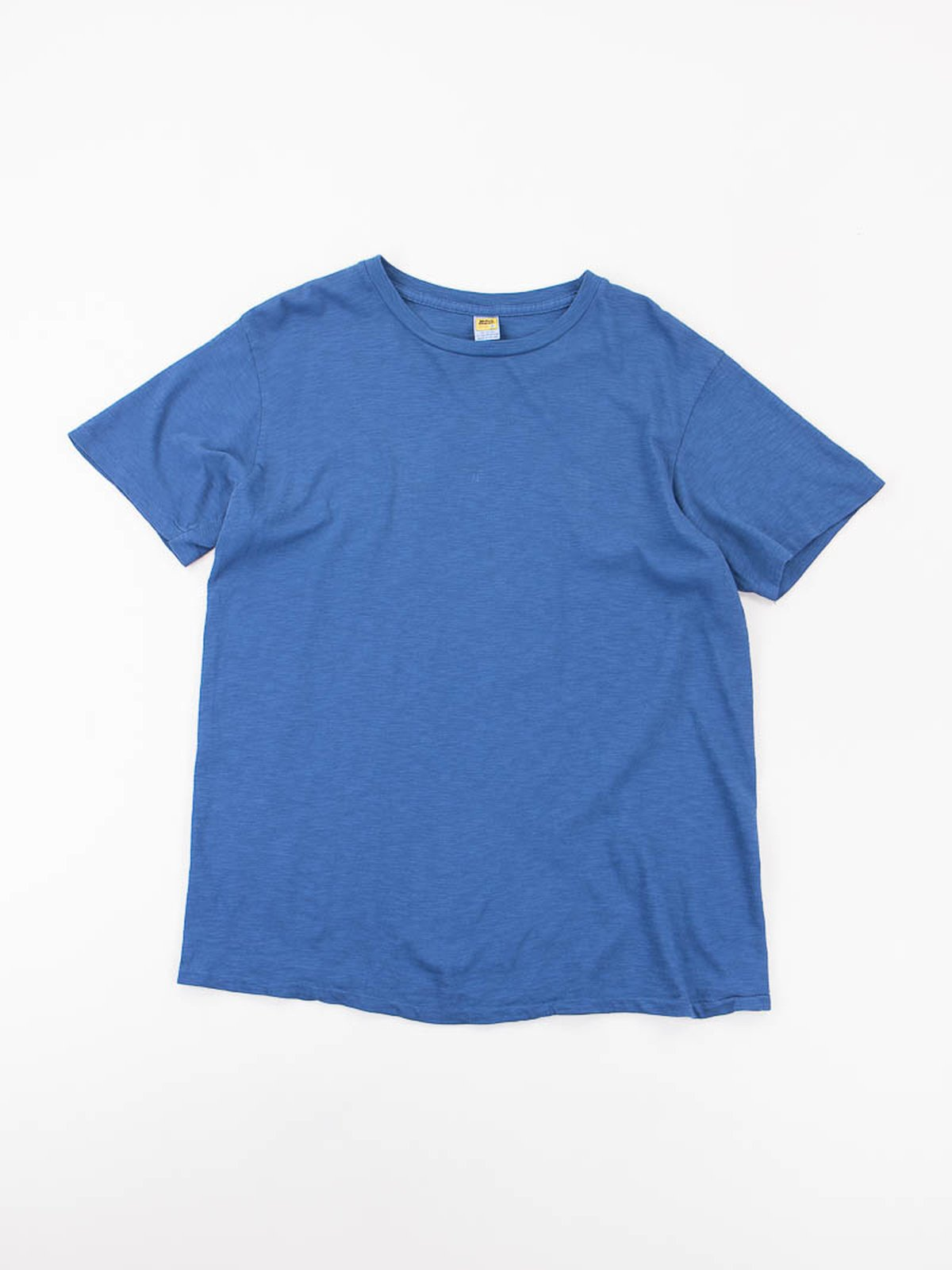 Blue Rolled Regular Tee - Image 2