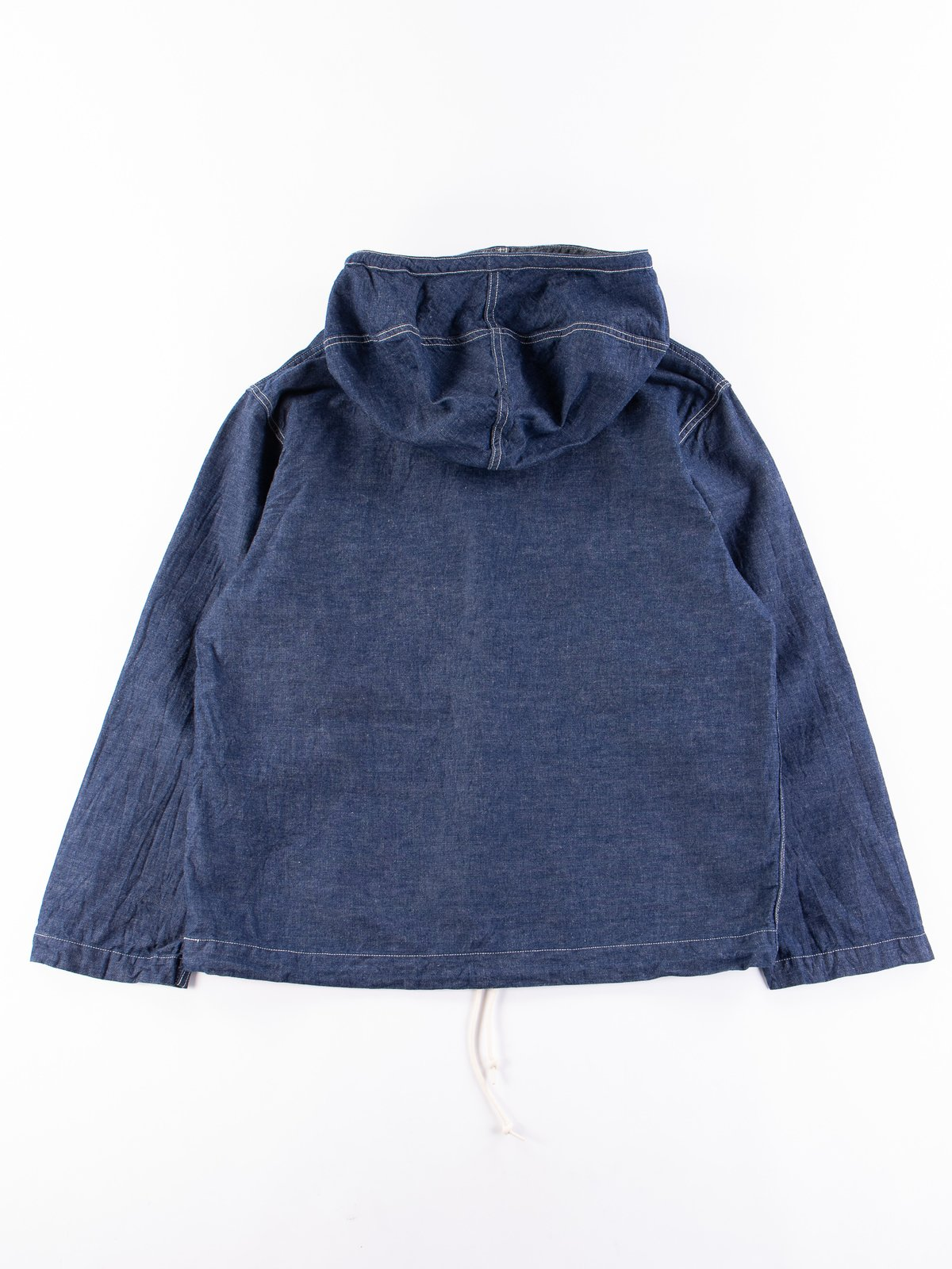 One Wash US Navy Salvage Hooded Parka - Image 5