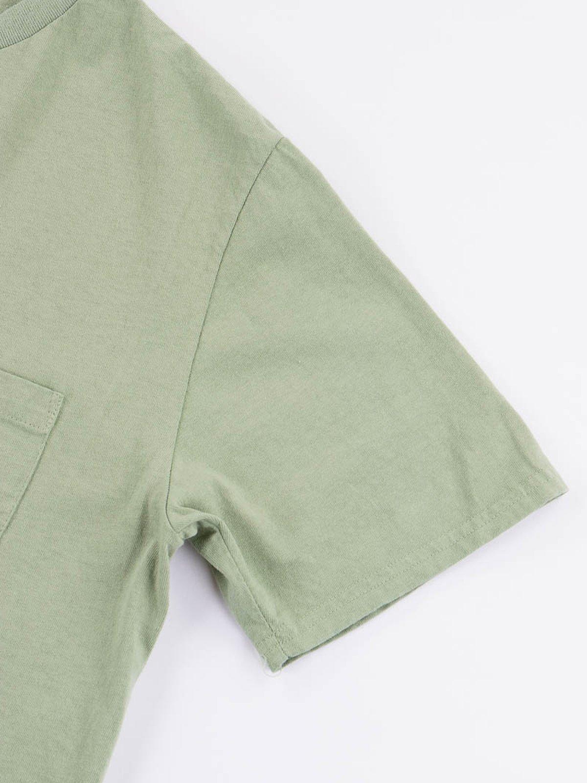 Green Standard Pack Pocket Tee - Image 4