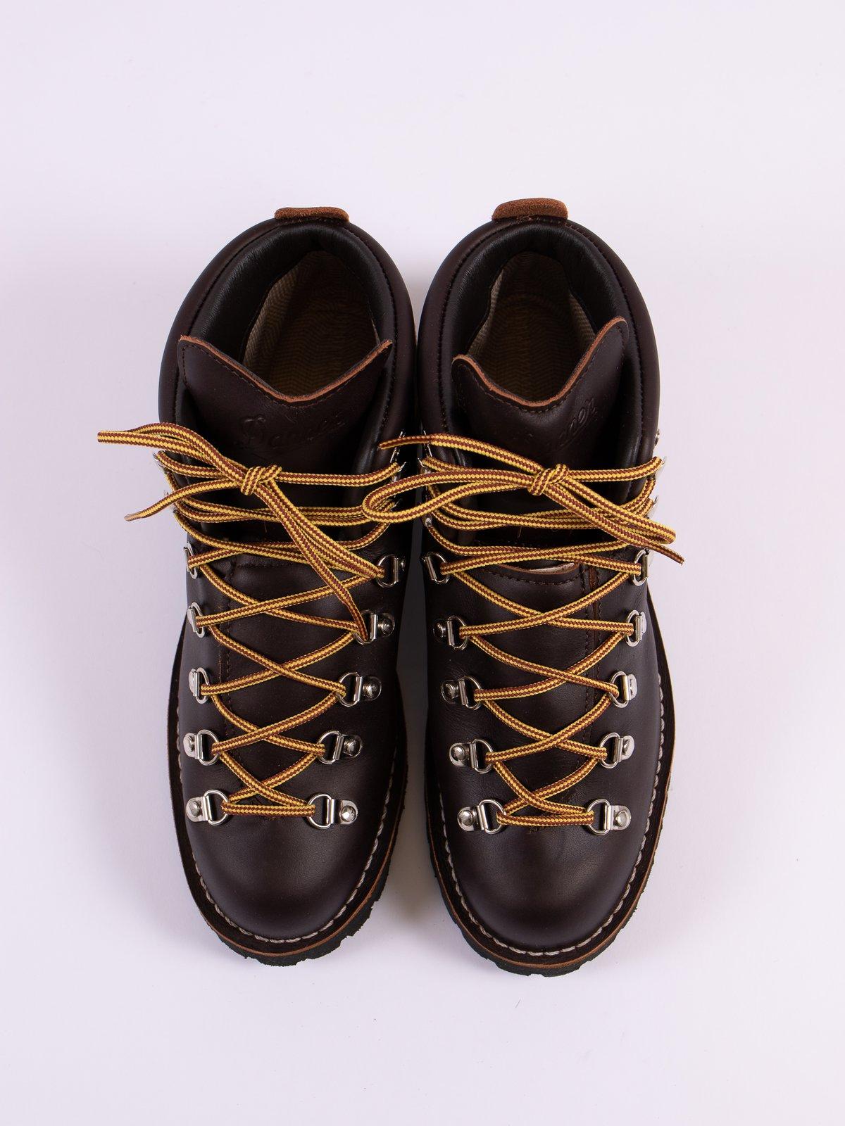 Dark Brown Mountain Light Boot - Image 7
