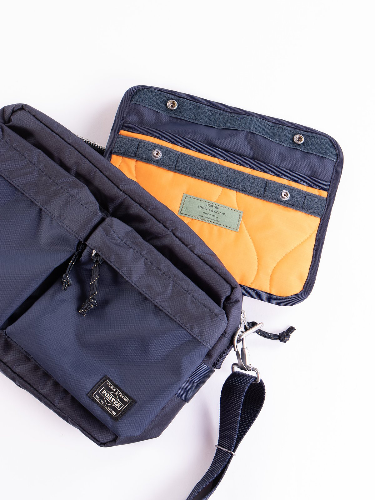 Navy Force Small Shoulder Bag - Image 4