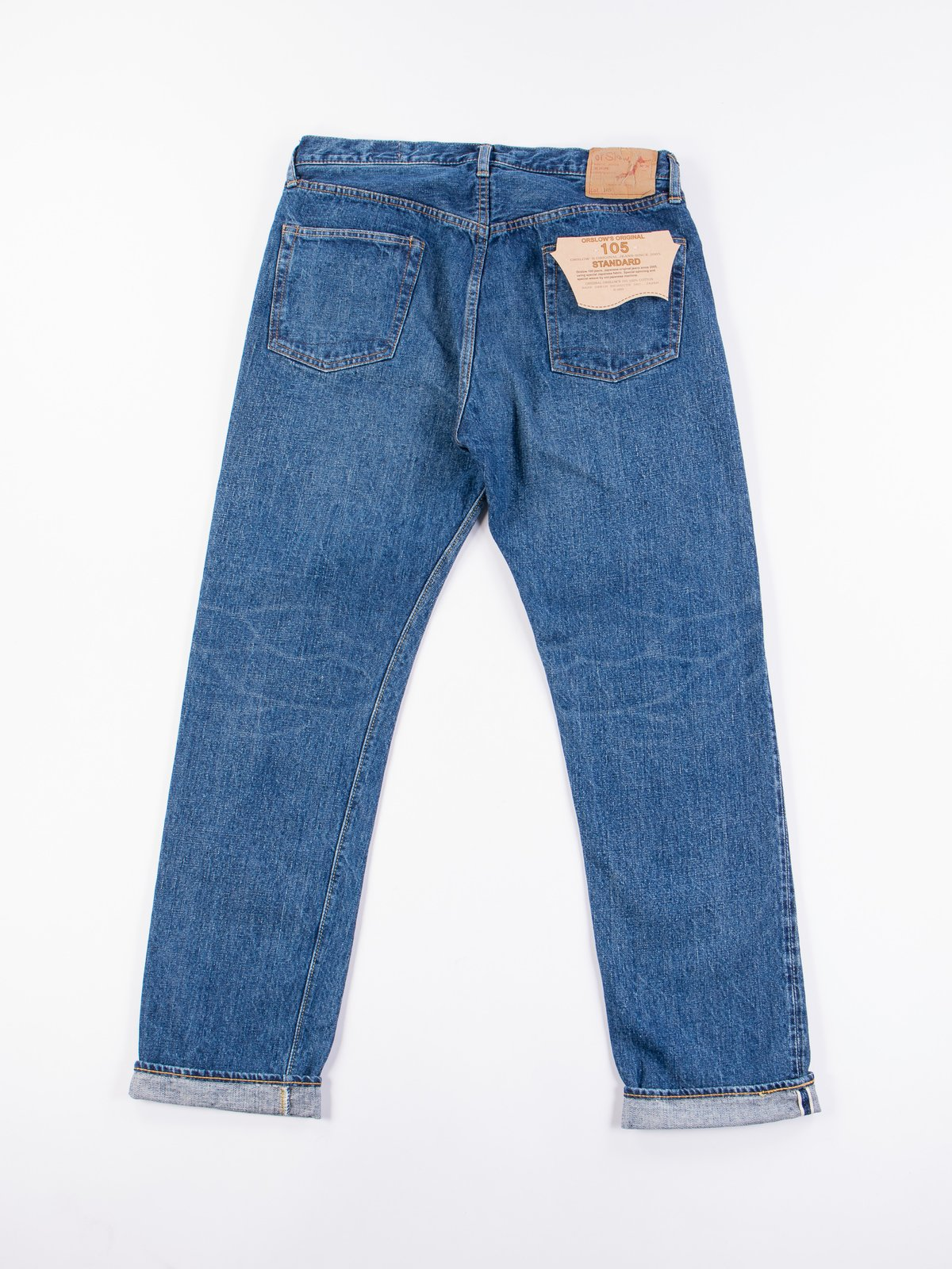 2 Year Wash 105 Standard 5 Pocket Jean - Image 8