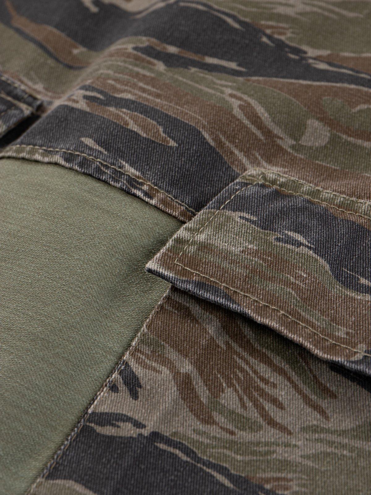 Reworks Camo/Olive Field Jacket - Image 8
