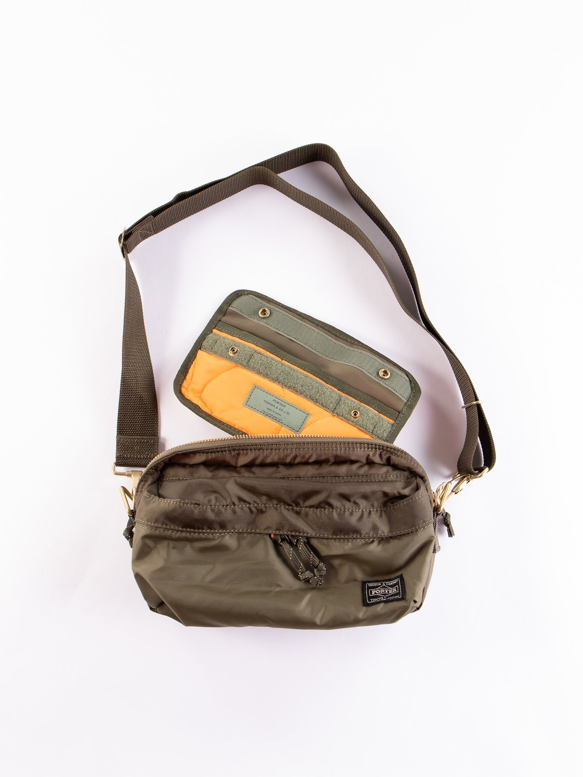 Olive Force 2Way Waist Bag - Image 4
