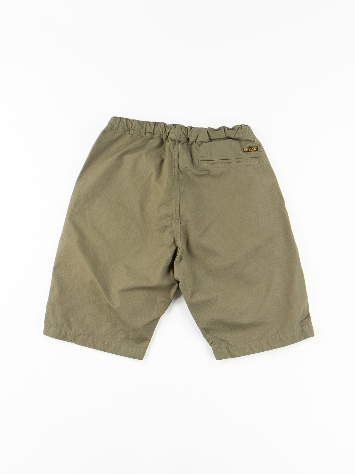 Army Green Ripstop New Yorker Short - Image 6
