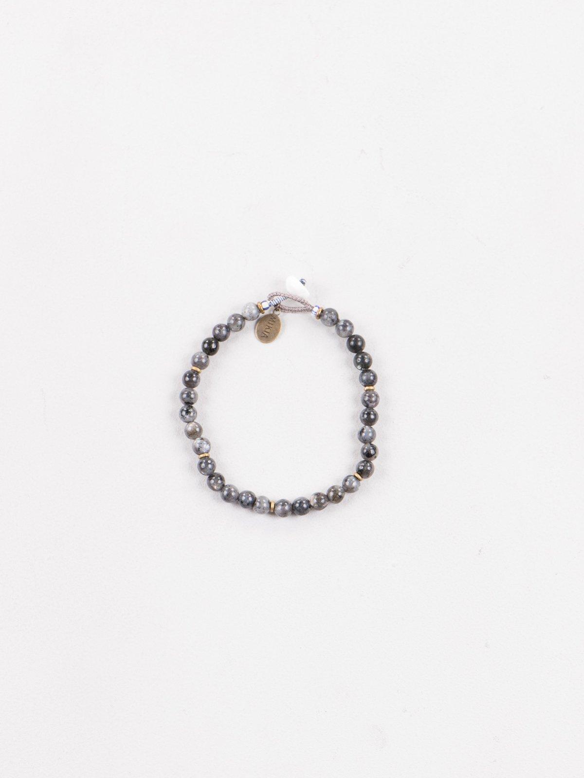 Larvikite 6mm Bracelet - Image 1