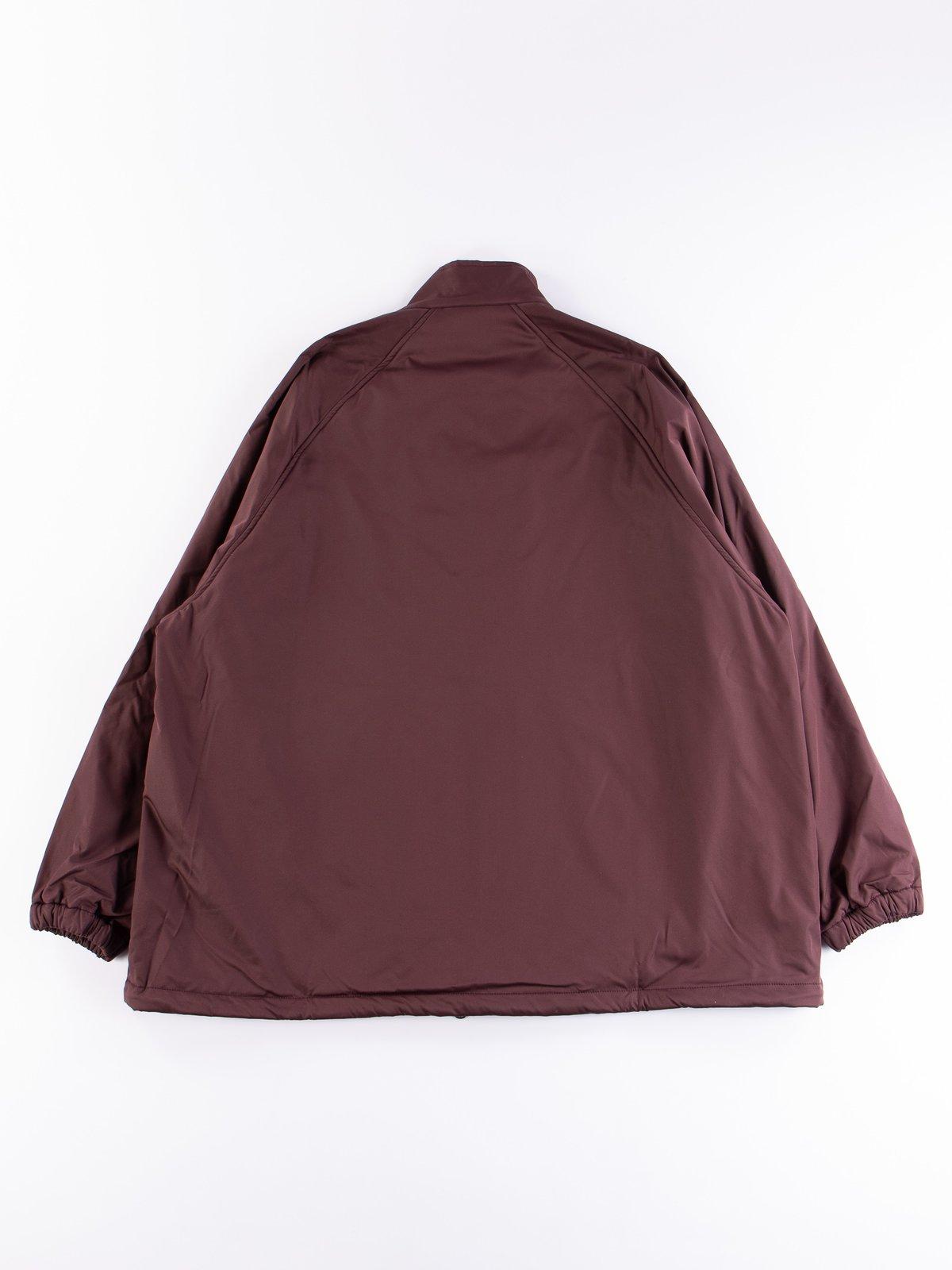 Bordeaux Jog Jacket - Image 5