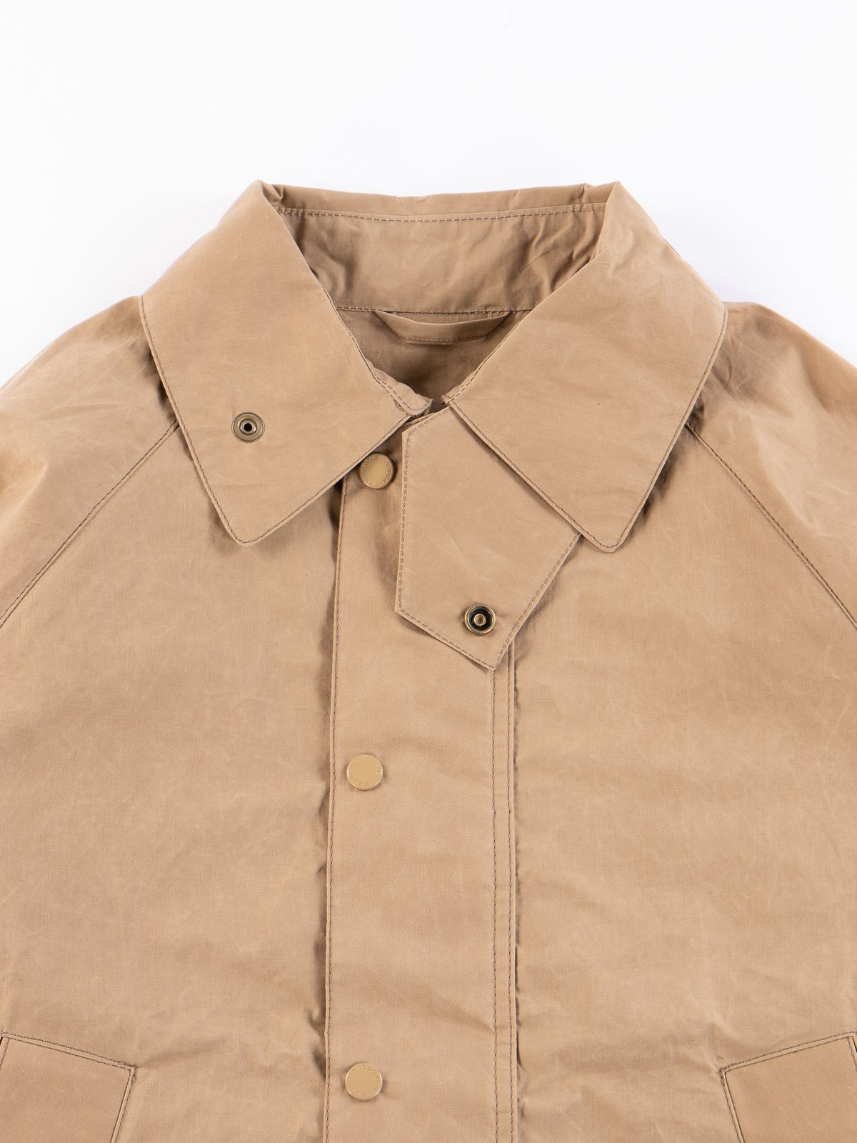 Sand Unlined Graham Jacket - Image 3