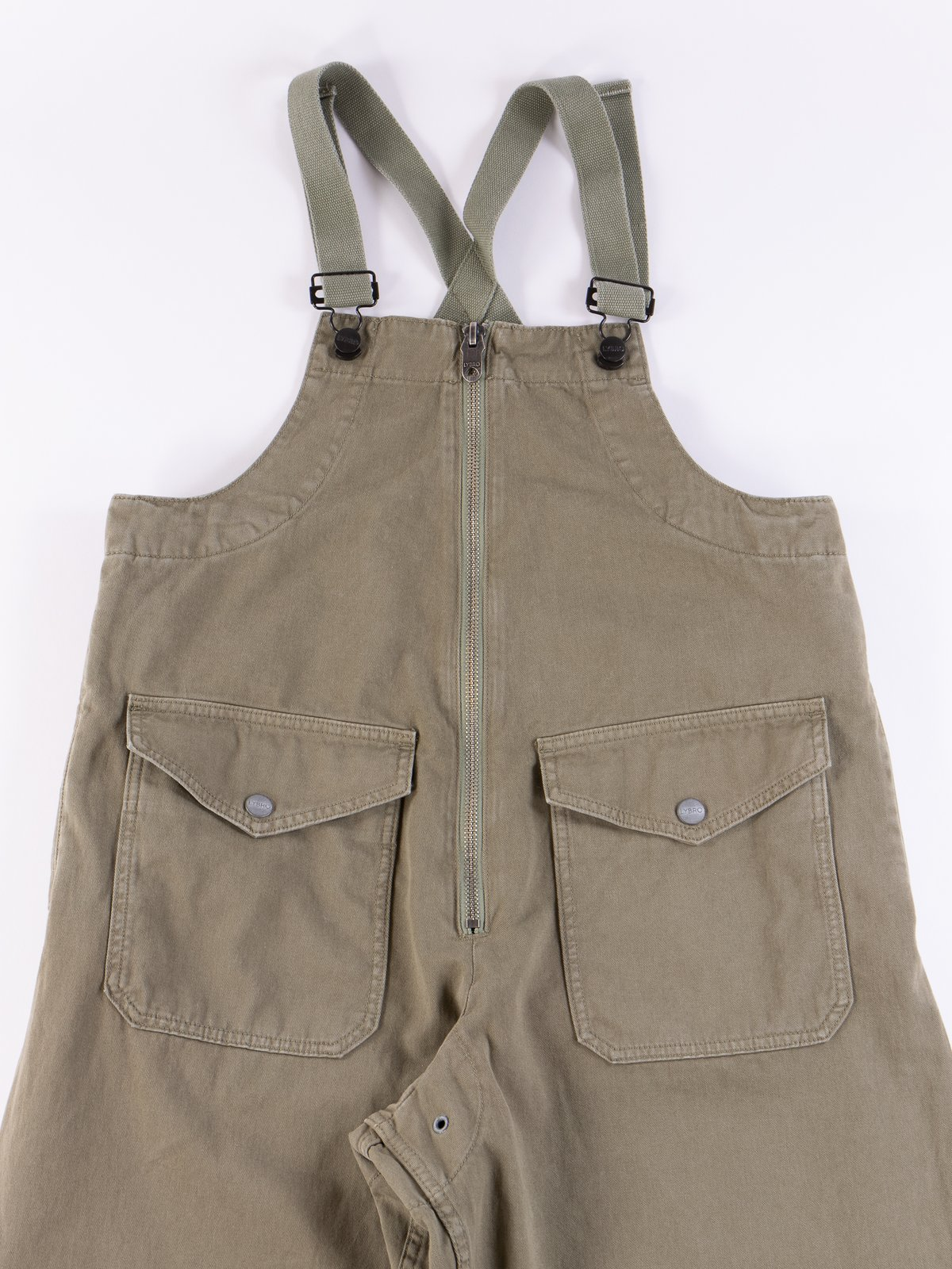 Lybro Washed Army Deck Waders - Image 3