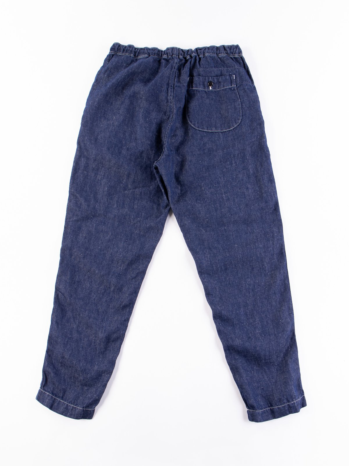 One Wash Denim TBB Mill Pant - Image 8