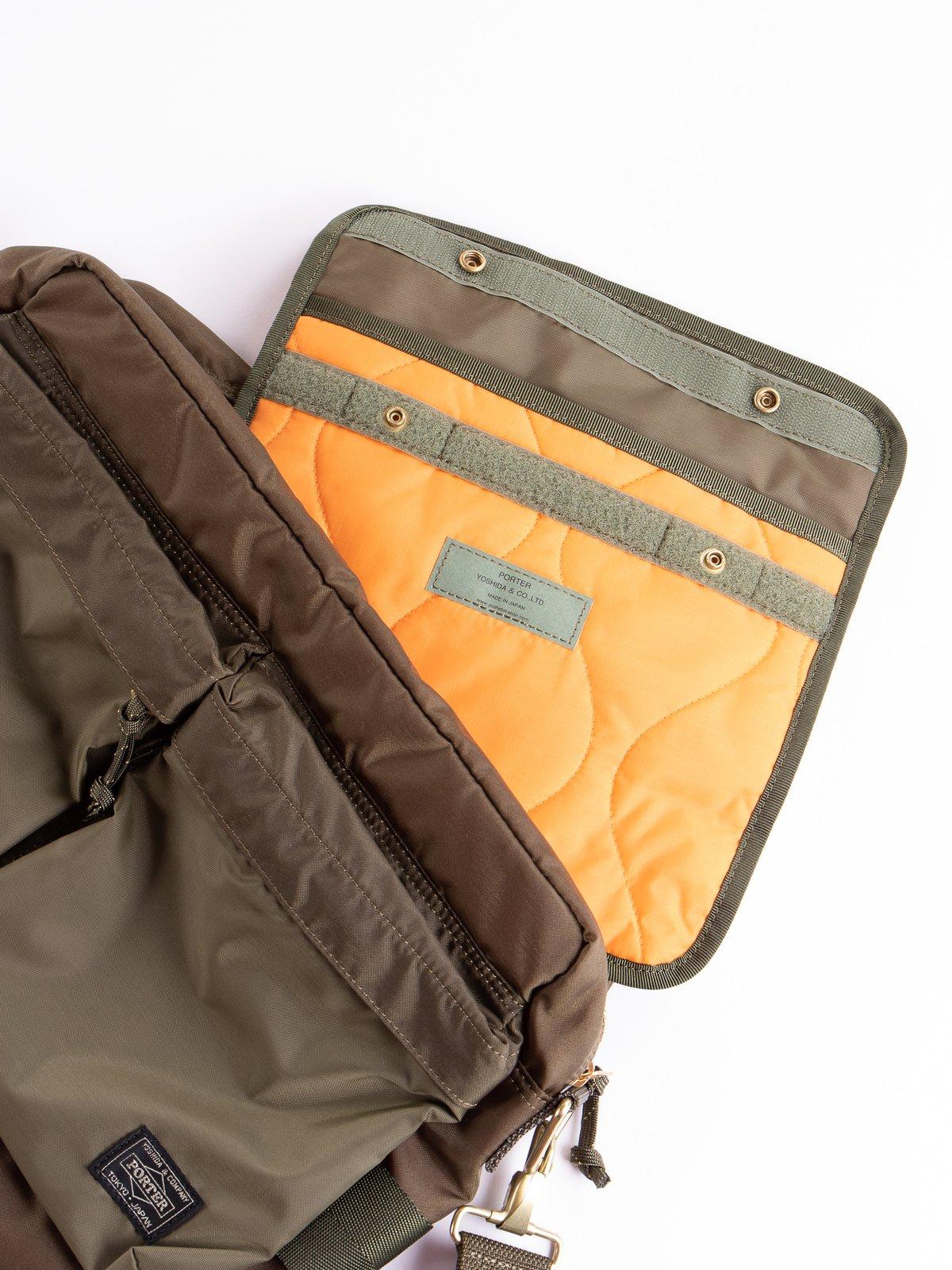 Olive Drab Medium Force Shoulder Bag - Image 4