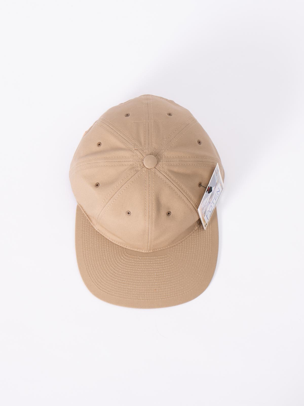 BEIGE FUJI KINBAI CAP - Image 3
