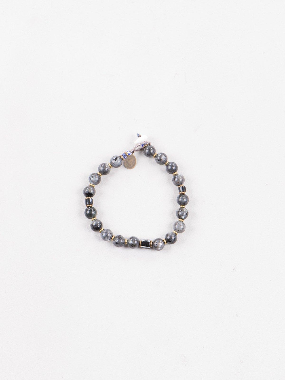 Larvikite 8mm Bracelet - Image 1