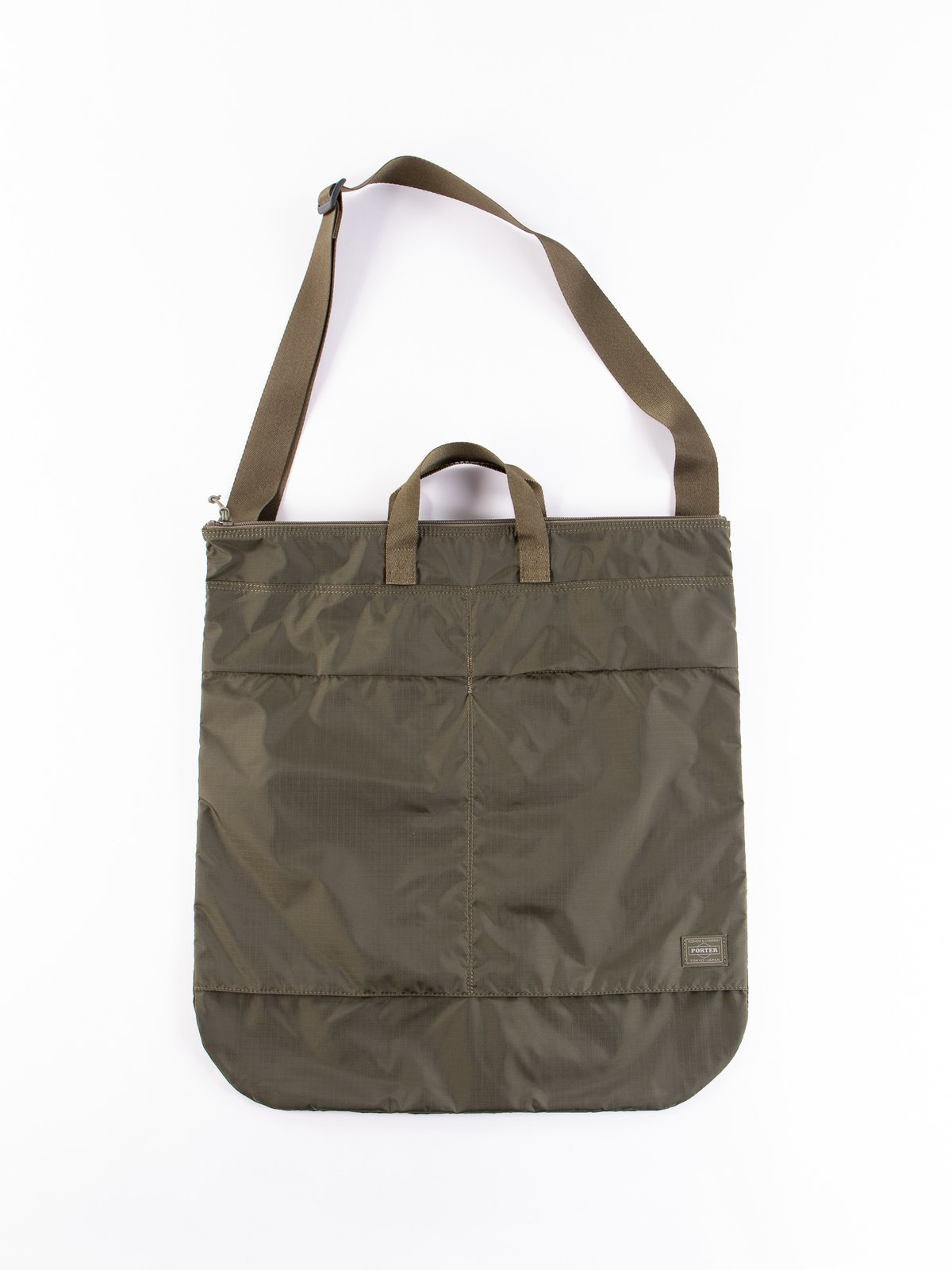 Olive Drab Flex 2Way Helmet Bag - Image 1