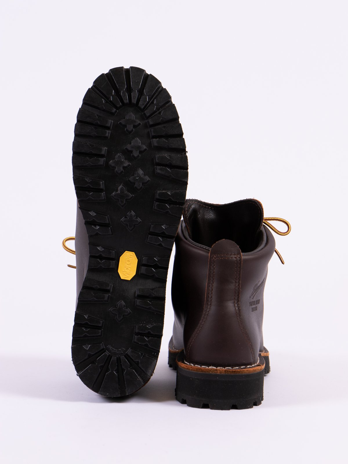 Dark Brown Mountain Light Boot - Image 5