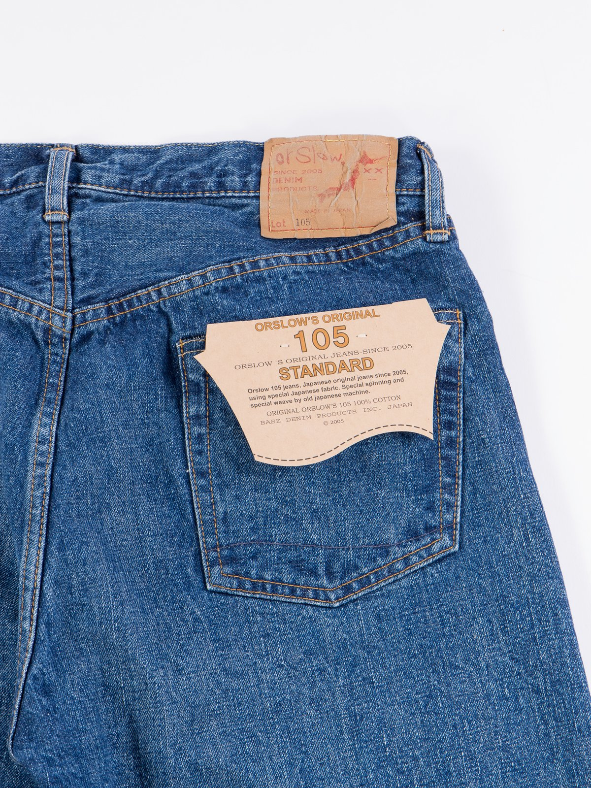 2 Year Wash 105 Standard 5 Pocket Jean - Image 7