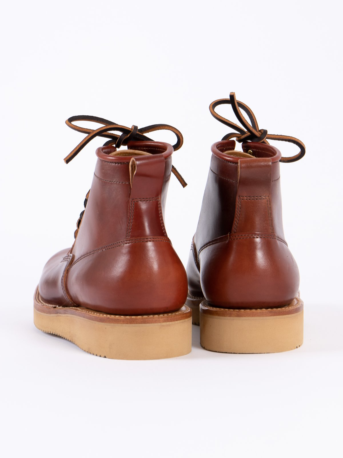 Garnet Shell Cordovan Scout Boot - Image 6