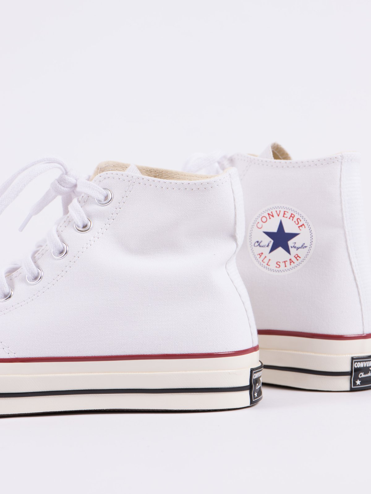 White Chuck Taylor All Star 70s Hi - Image 3
