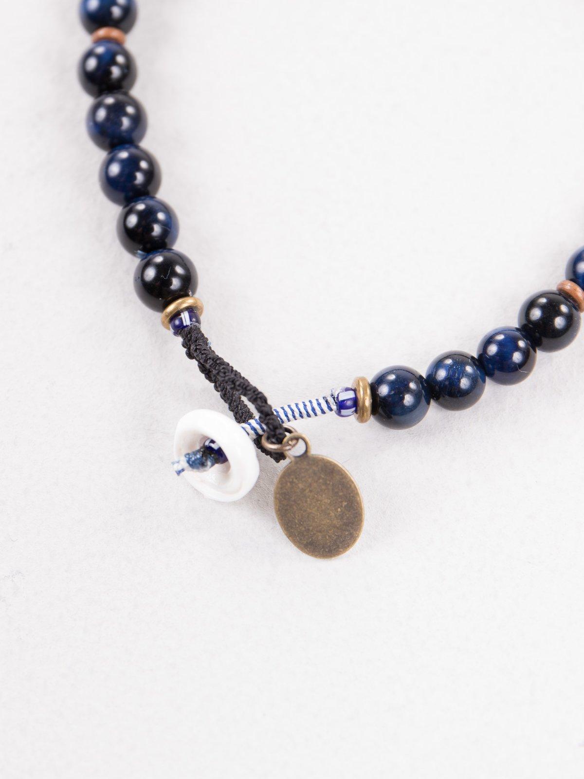 Blue Tiger's Eye 6mm Bracelet - Image 3