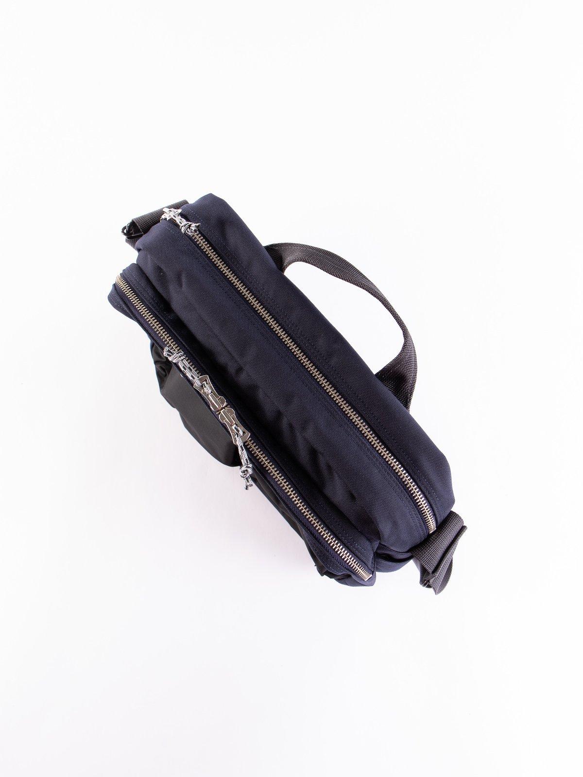 Navy/Black Hype 2Way Shoulder Bag - Image 3