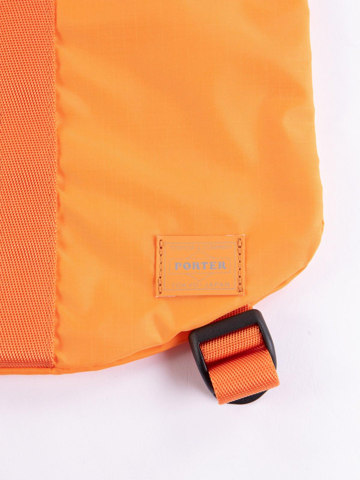 Orange Flex 2Way Tote Bag - Image 2