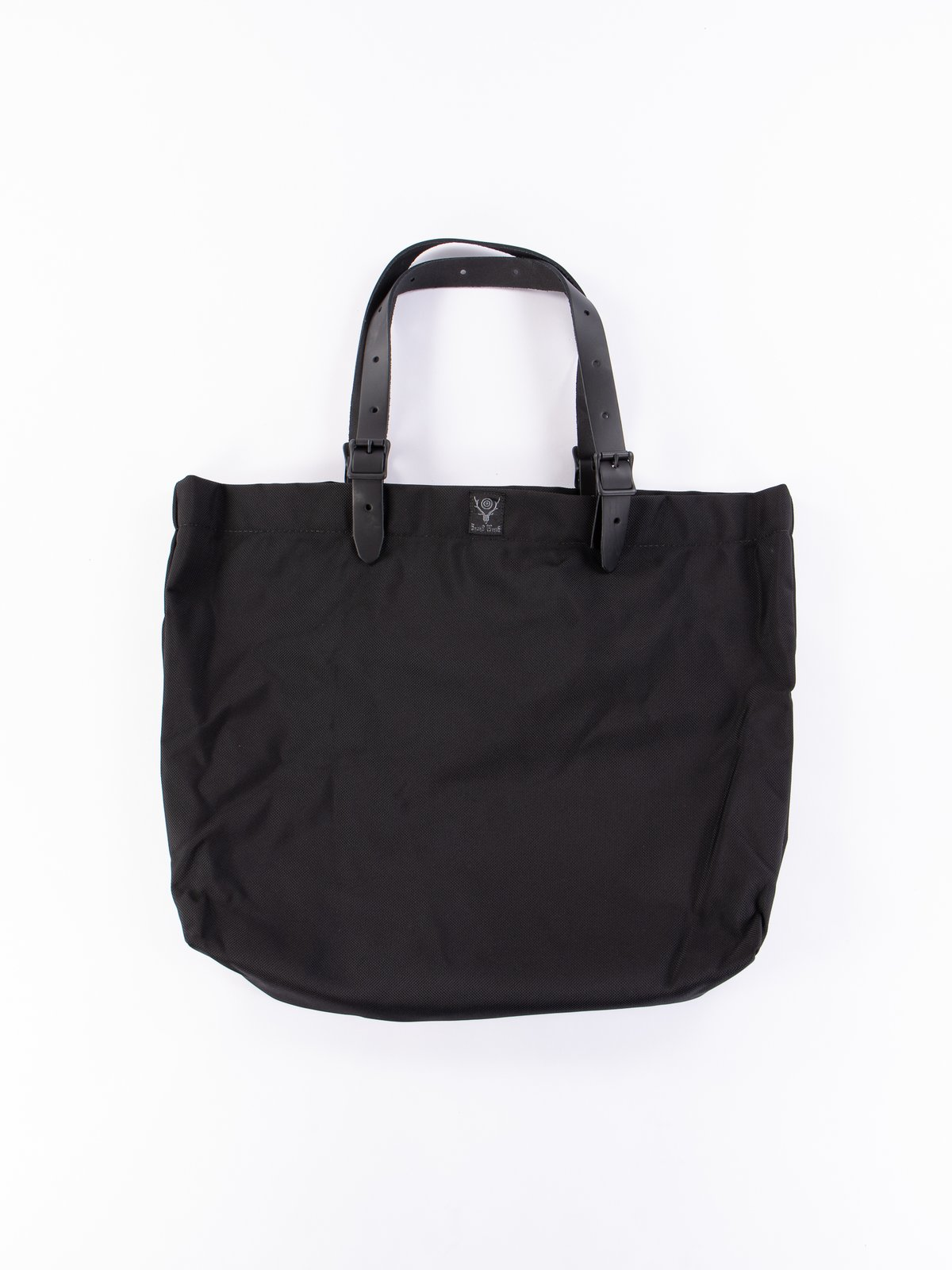 Black Ballistic Tall Canal Park Tote - Image 1