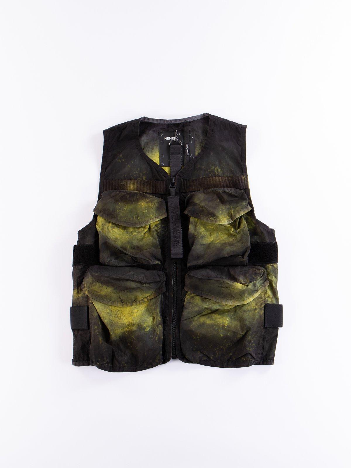 Acid Dyes Guard Vest - Image 1