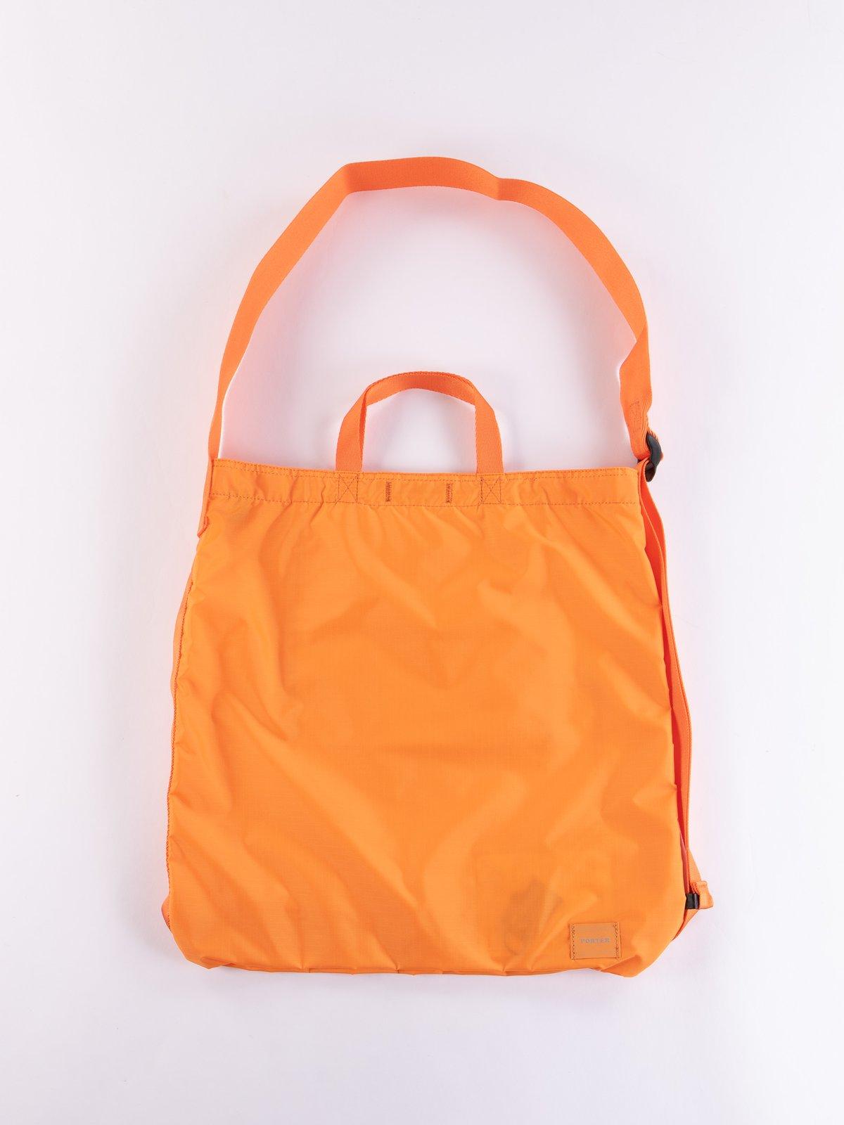 Orange Flex 2Way Shoulder Bag - Image 1