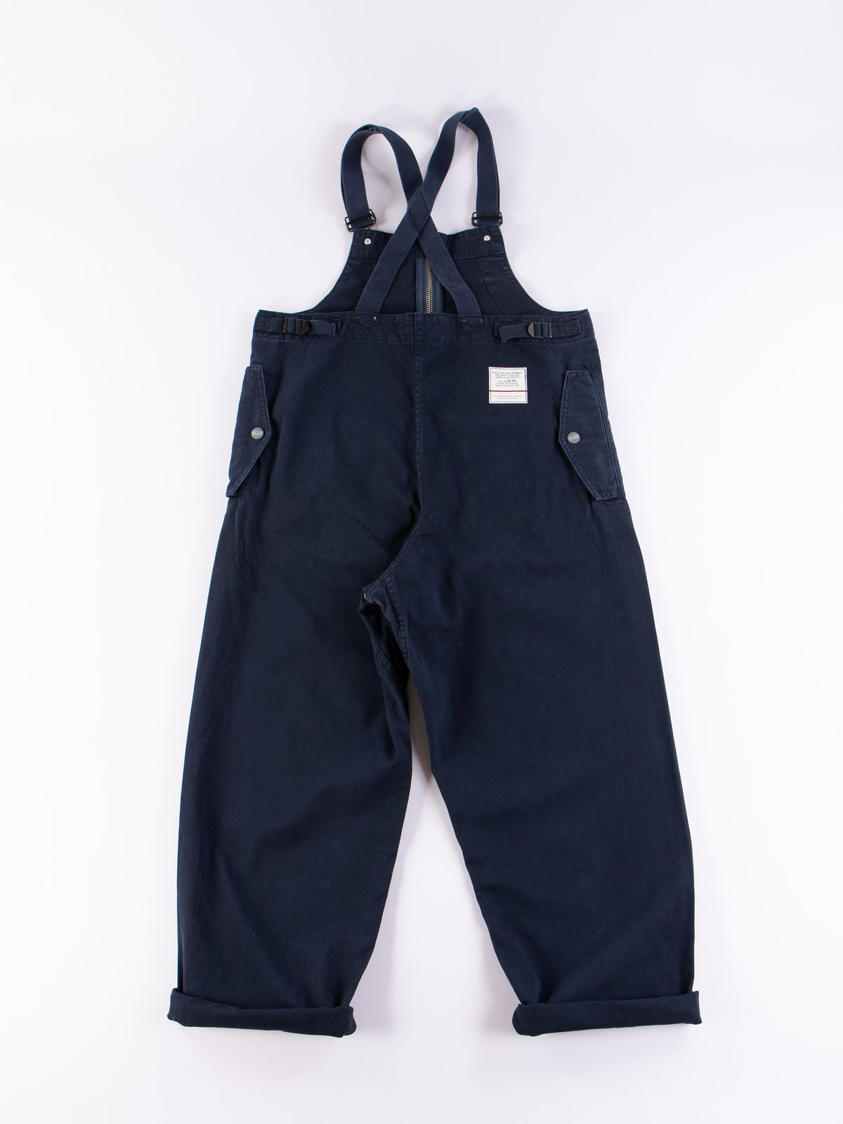 Lybro Black Navy Deck Waders - Image 5