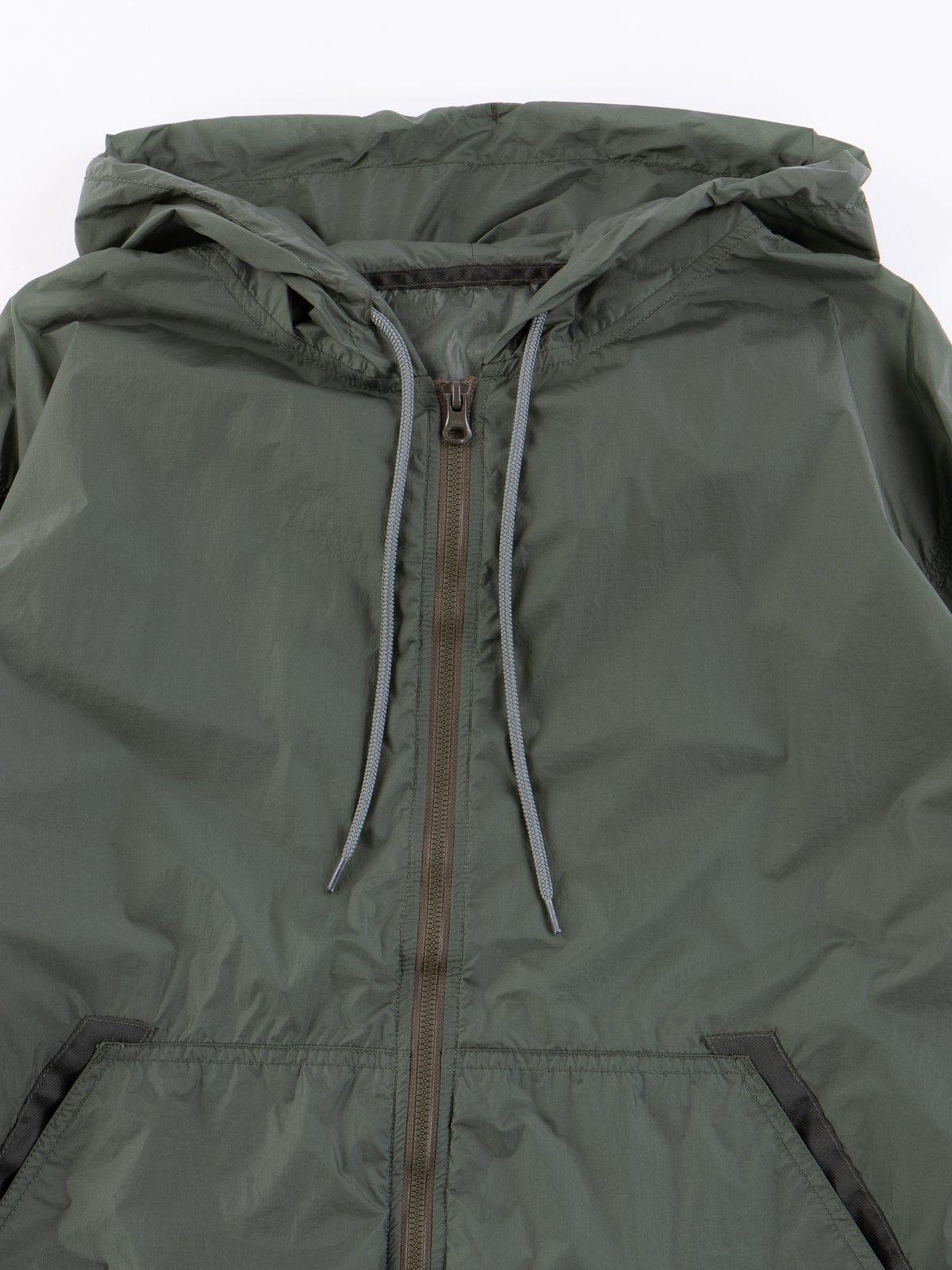 Khaki Packable Cruiser Jacket - Image 3