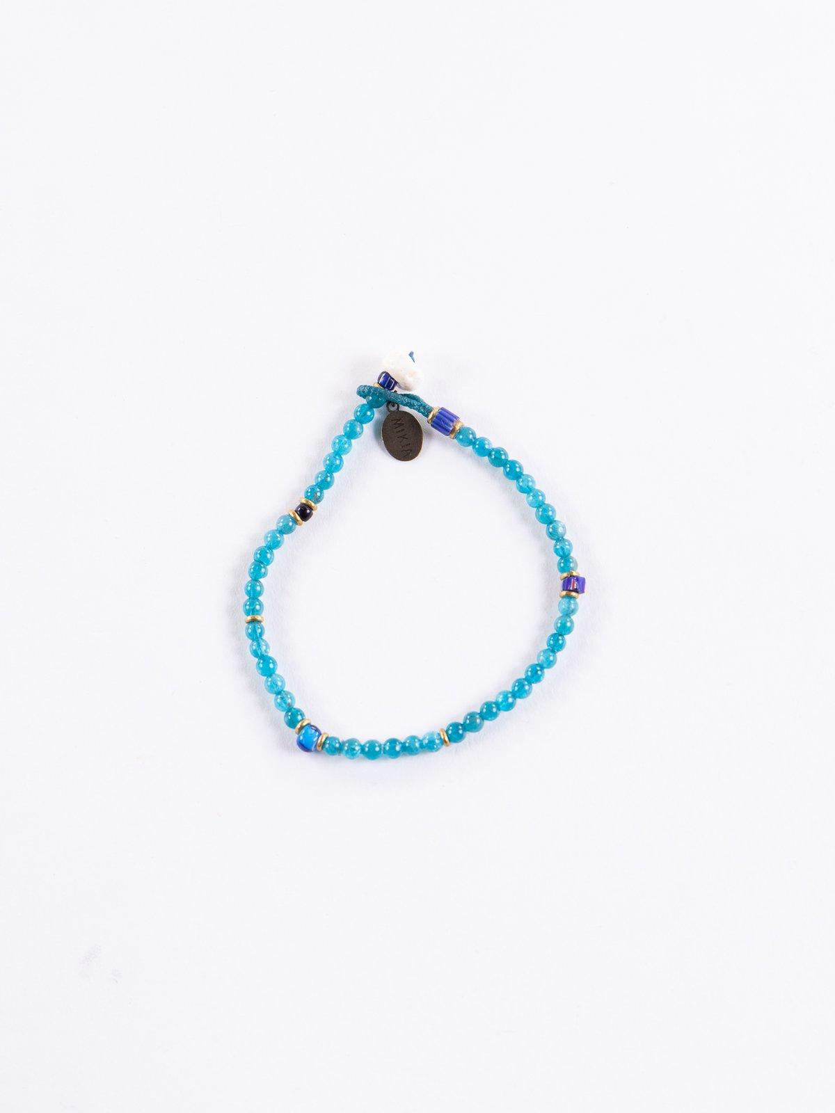 Apatite 4mm Bracelet - Image 1
