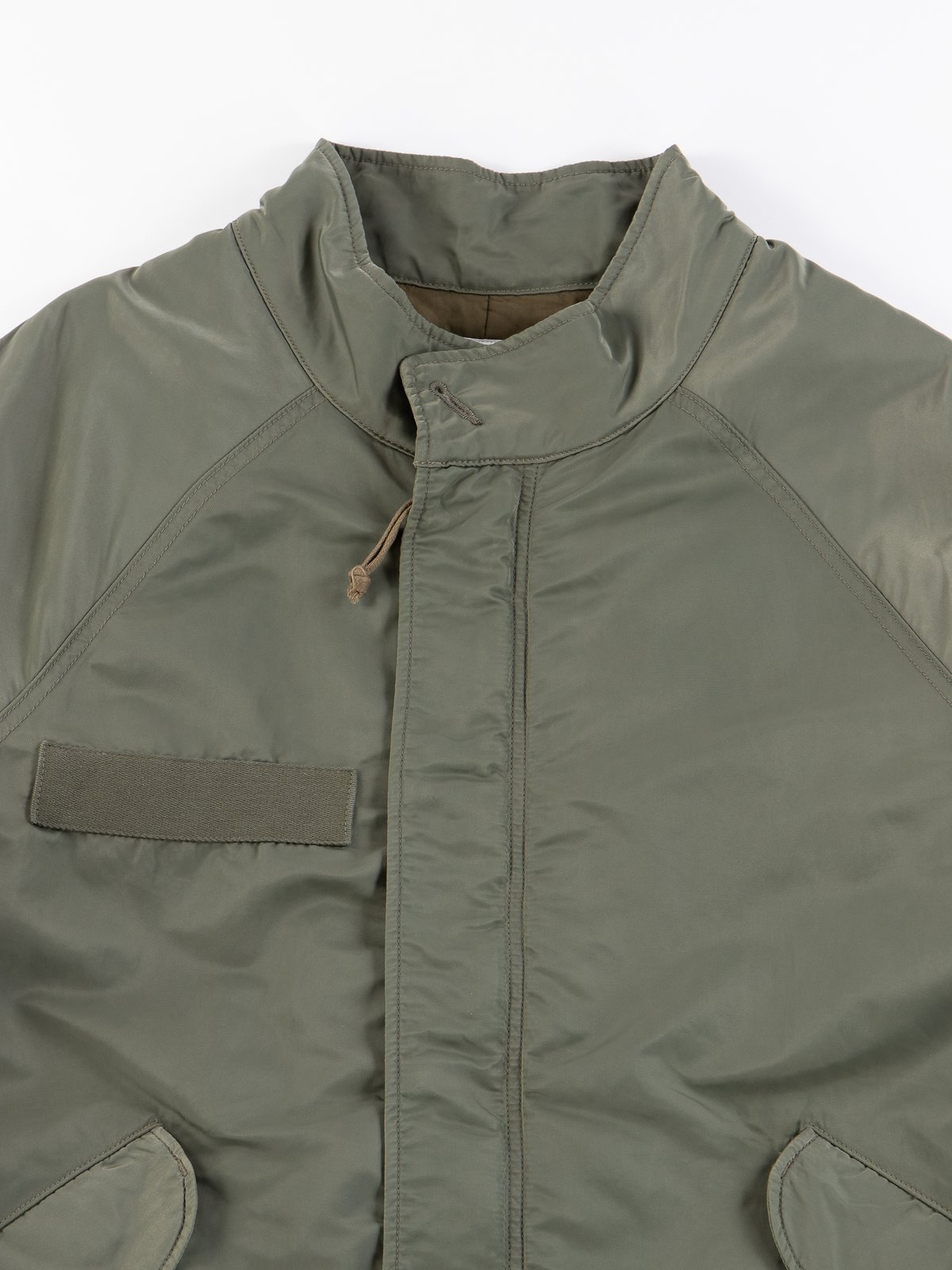 Olive Six–Five Fishtail Parka - Image 4