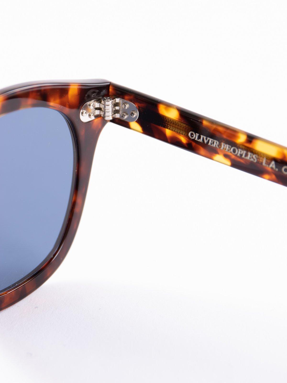 DM2/Dark Blue Boudreau LA Sunglasses - Image 4