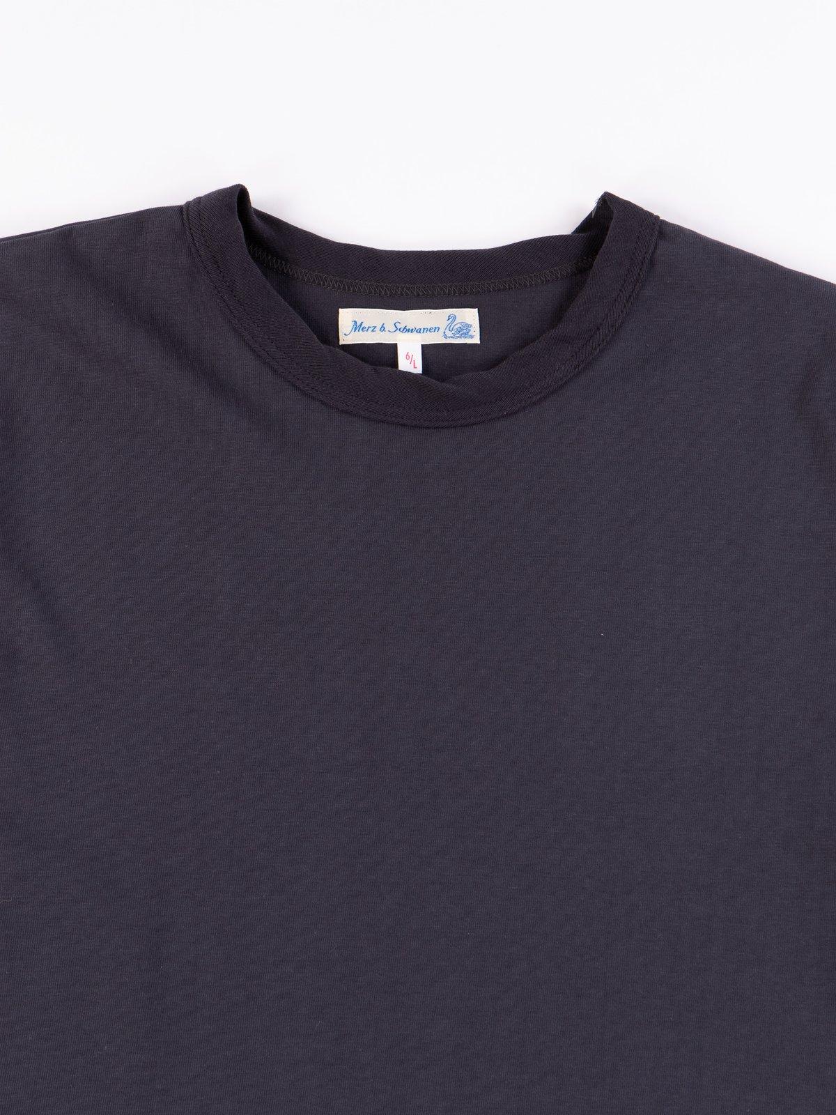 Slate 214 Organic Cotton Rundhals Shirt - Image 3