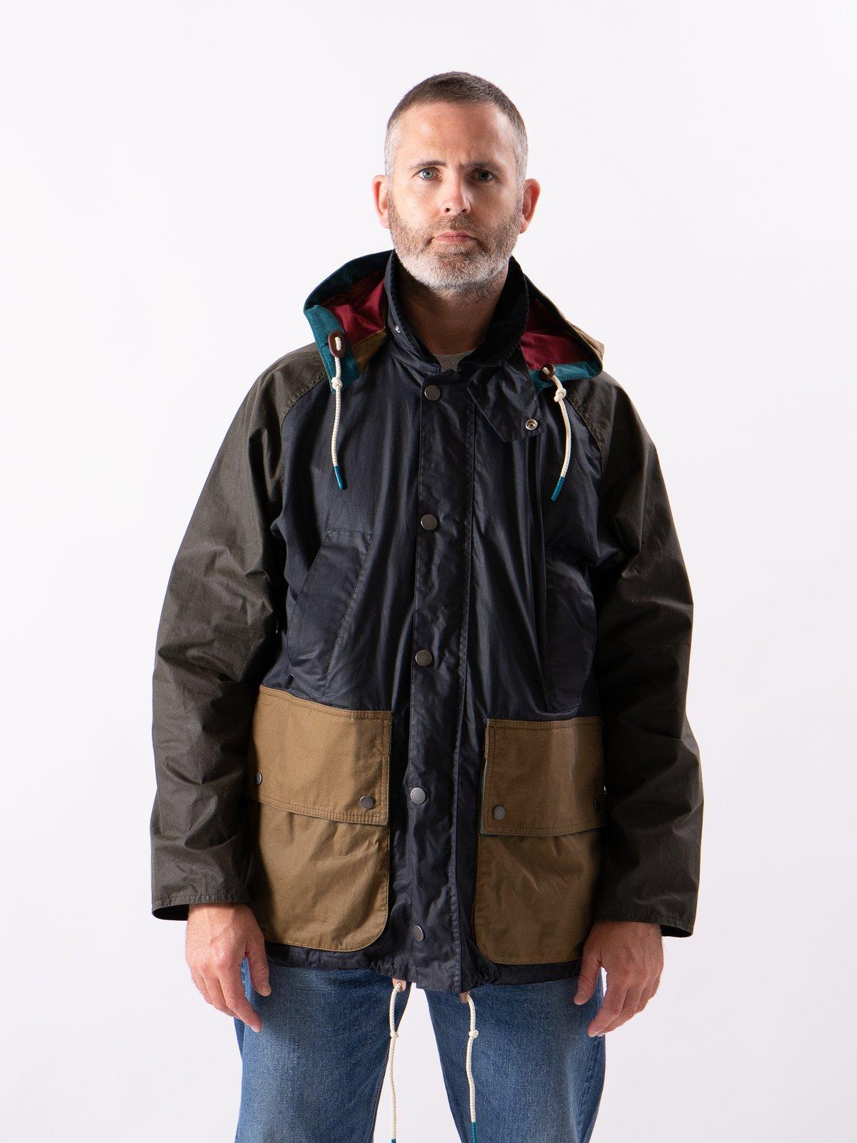 Multi Pitt Wax Jacket - Image 2