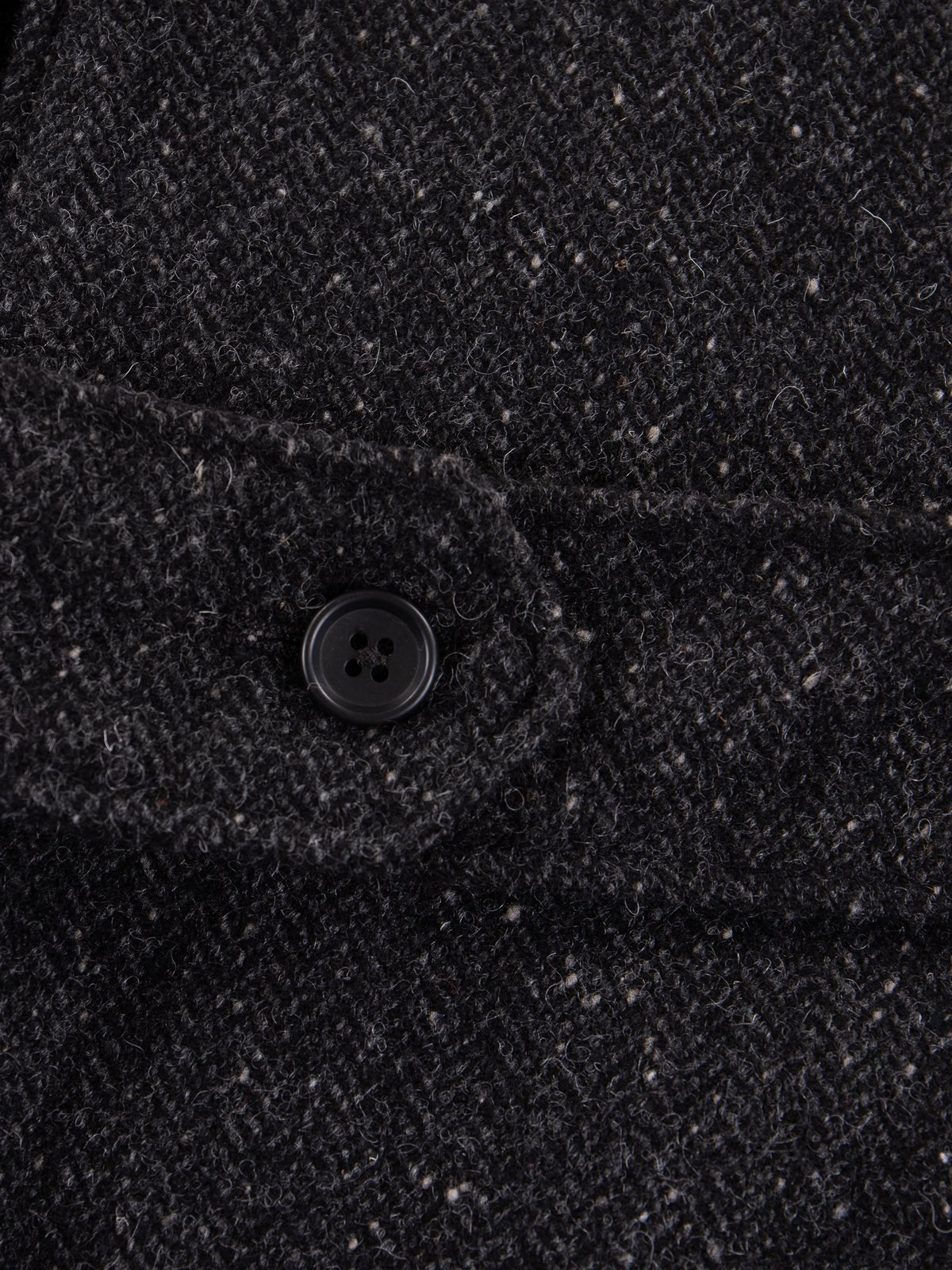 Charcoal HB Tweed Grim Jacket - Image 11