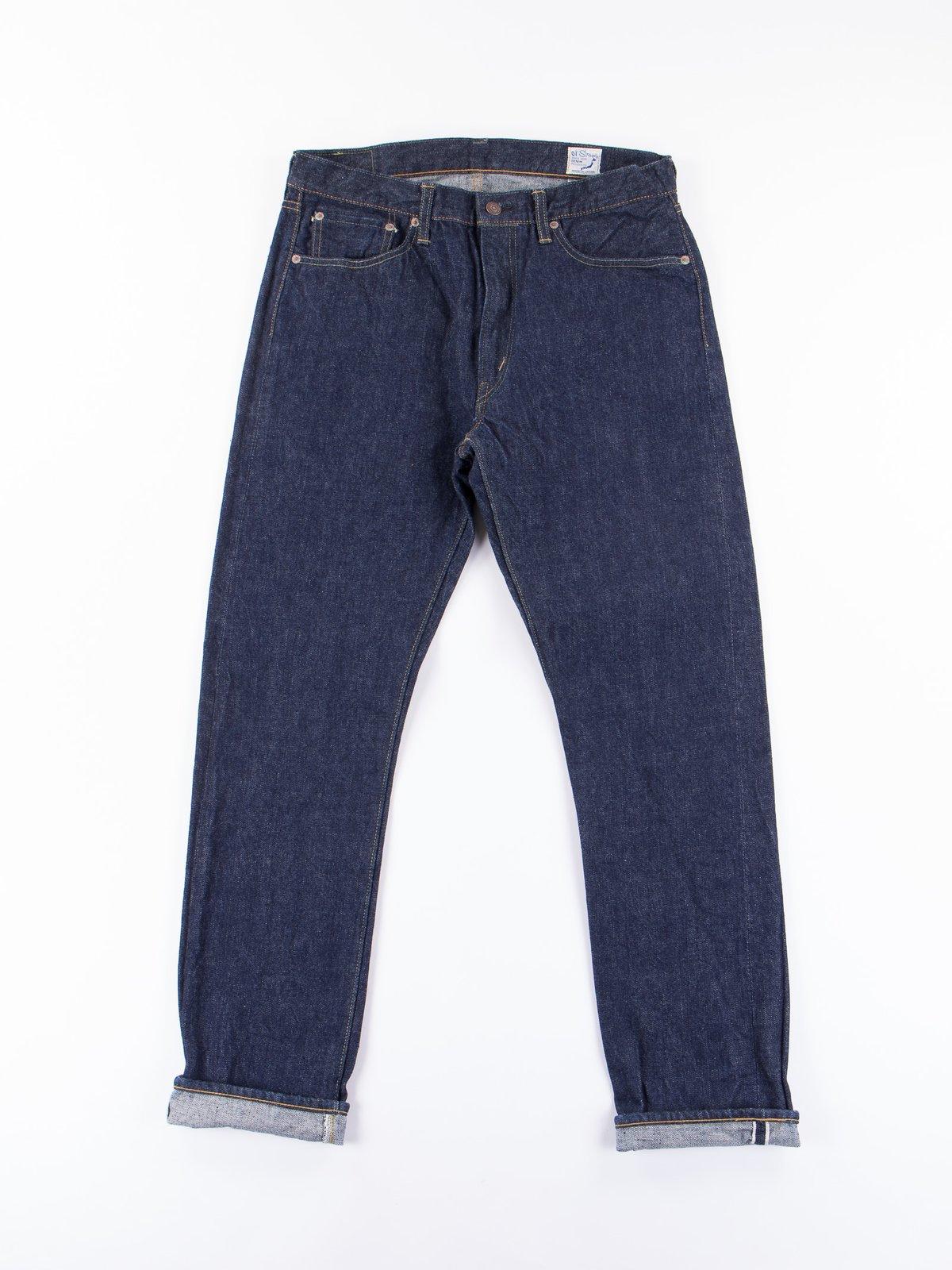 One Wash 107 Slim Fit Jean - Image 1