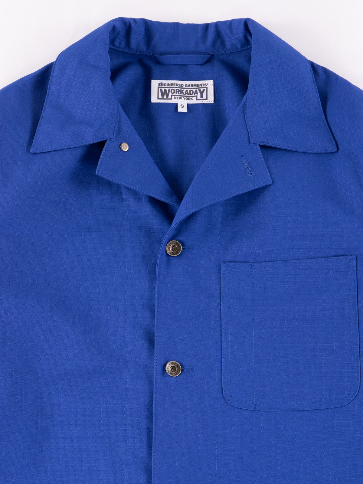 Royal Cotton Ripstop Shop Coat - Image 2